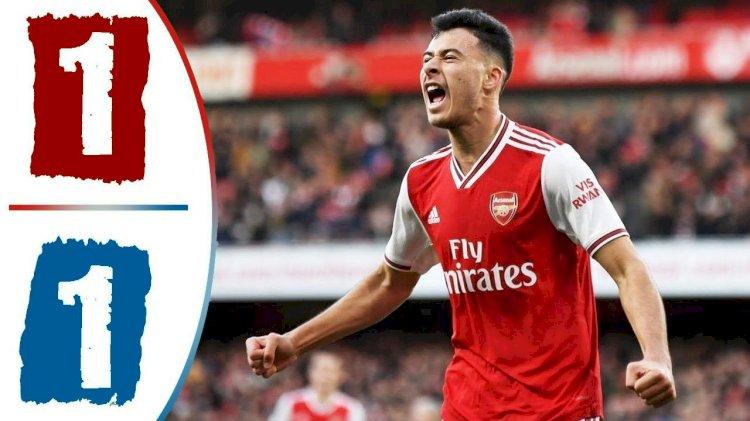 Arsenal 1-1 Sheffield United: Match Report, 18/01/2020